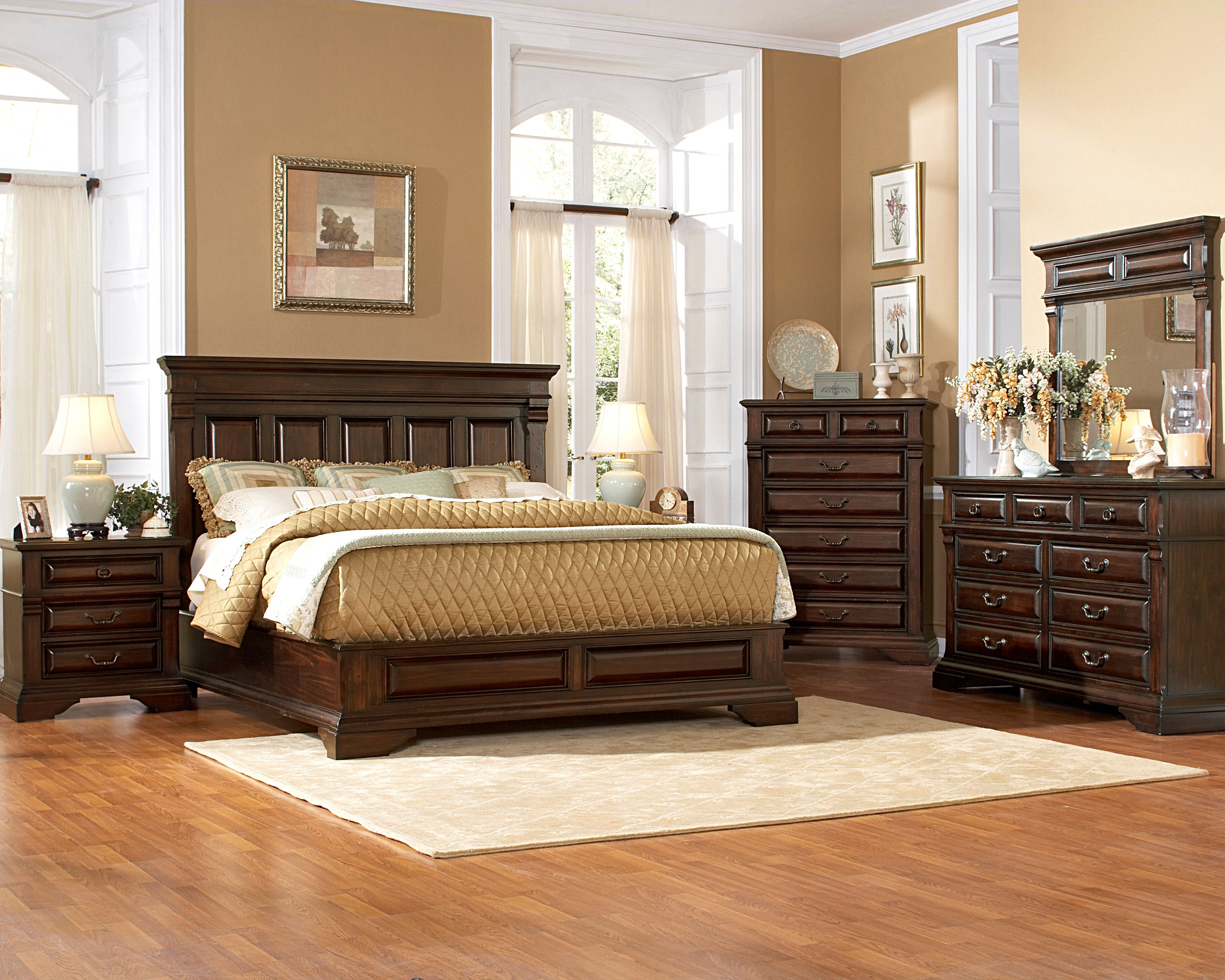 Orchard Park 3 Piece Queen Bedroom Set Source Courts Jamaica Furniture Home Design Ideas And Pictures
